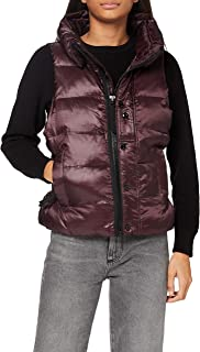 G-Star RAW Women's Pdd Belted Vest wmn Jacket, Dk