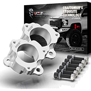 """MZS 3"""" Front Leveling Lift Kit Compatible with 2005-2020 Frontier 
