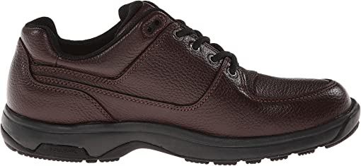 Brown Waterproof Milled Leather
