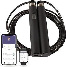 Silvergear Smart springtouw met teller en app, instelbare grootte 3 meter, oplaadbaar, Android en Apple, fitness