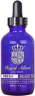 Royal Albert - Aceite para Barba FRESH (Menta-Hierbabuena) -