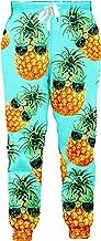 Leapparel Men/Women 3D Joggers Pants Trousers Sport Track Sweatpants Baggy