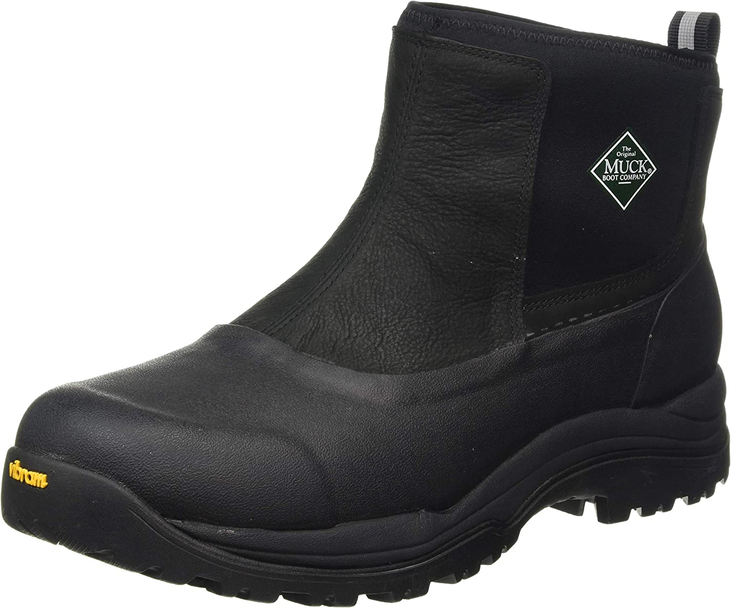 Muck Boot Men's Arctic Outpost AG Ankle On Selling and selling Genuine Free Shipping Pull Boots