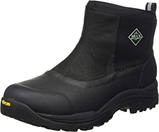 Muck Boots Arctic Outpost Leather, Botte de Pluie Homme