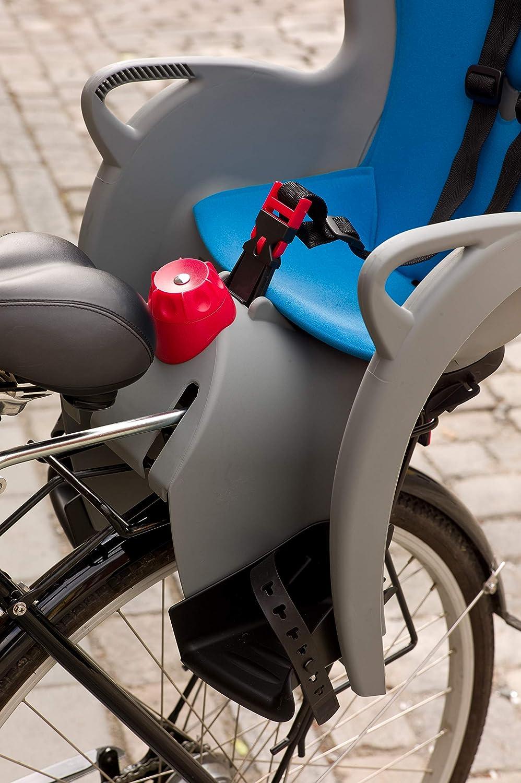 HAMAX Kiss - Asiento Infantil para Bicicleta: Amazon.es: Deportes y aire  libre