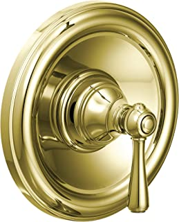 Moen T2111P Kingsley Posi-Temp Tub/Shower Trim Kit, Valve Required, Polished Brass