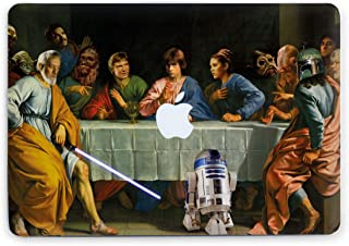 MacBook Case Last Supper Crossover Protective Shell Sleeve Durable Plastic Hard Pro Air Mac 11 12 13 15 inch Case (Air 13 A1369 A1466, Star Wars)
