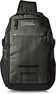 National Geographic Sport & Outdoor Backpack for Men - Grey