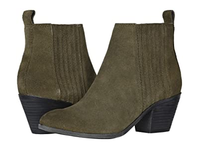 FRYE AND CO. Jacy Chelsea (Fatigue Suede) Women