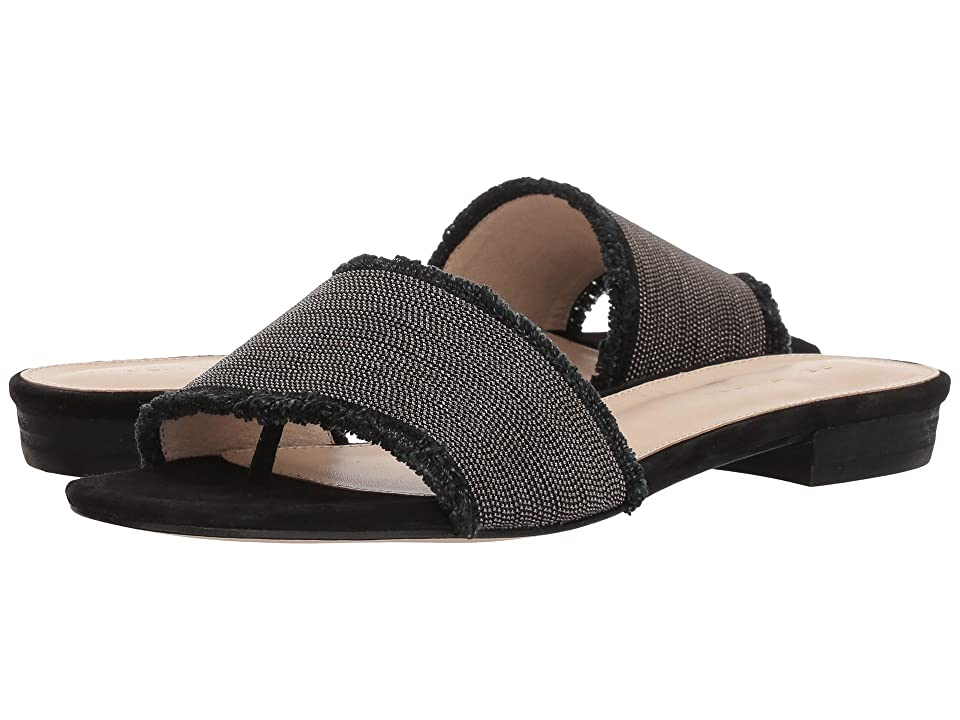 Pelle Moda Bayer (Black Linen) Women