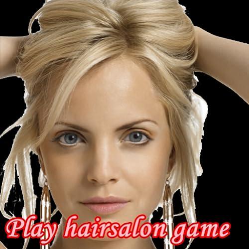 play hair salon game