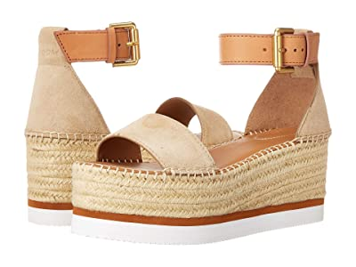 See by Chloe SB32201A (Crosta Beige/Natural Calf Cuoio) Women