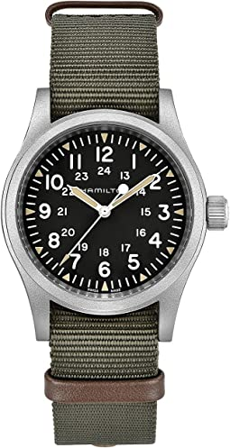 Khaki Field Mechanical - H69429931