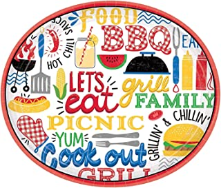 Paper Plates For Bbq