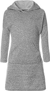 BEZLIT Mädchen Pullover Kleid Tunika Kapuze 21579