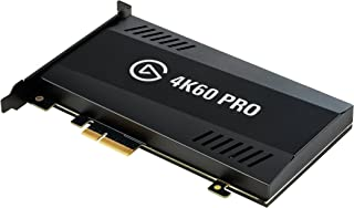 Elgato Game Capture 4K60 Pro - 4Kでゲームをキャプチャー PS4 Pro,Xbox OneX gameplay, PCIe x4 10GAG9901 【日本正規代理店品】