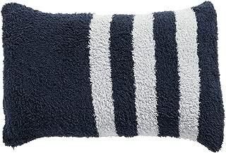 Barefoot Dreams CozyChic Tri-Stripe Accent Pillow (Indigo/Ocean)