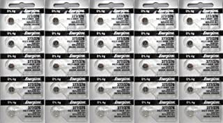 Energizer 377 1.55 Vcc Silver Oxide Battery (Value Pack of 25)
