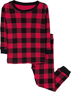 solid red toddler pajamas