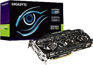 Gigabyte GTX780 Ti GDDR5-3GB 2xDVI/HDMI/DP OC Graphics Card (GV-N78TGHZ-3GD)