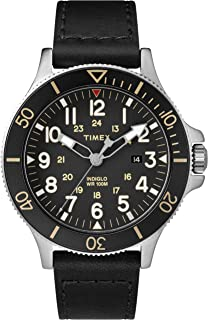 ساعة Timex Mens Analog Quartz Watch Allied Coastline
