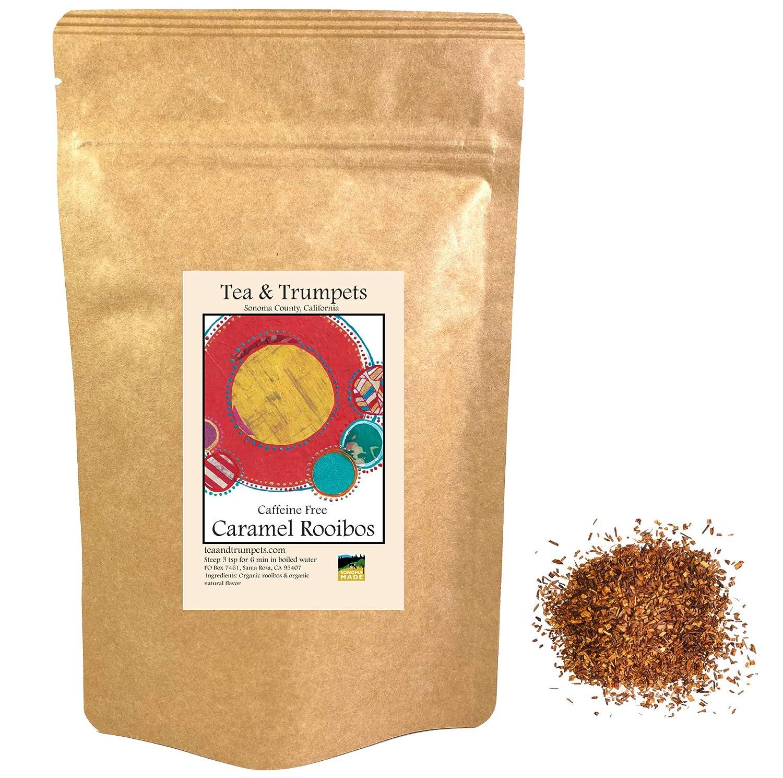 USDA Organic New Popular brand in the world life Caramel Rooibos Loose Leaf Tea LB Red 16 1 oz