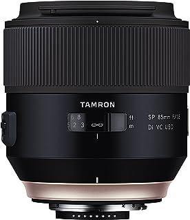 Tamron Obiettivo per Canon, 85mm F/1.8 VC, Nero