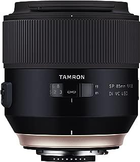 TAMRON 単焦点レンズ SP85mm F1.8 Di VC キヤノン用 フルサイズ対応 F016E