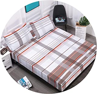Mattress cover Waterproof bed mattress bed sheet spread protector with elastic