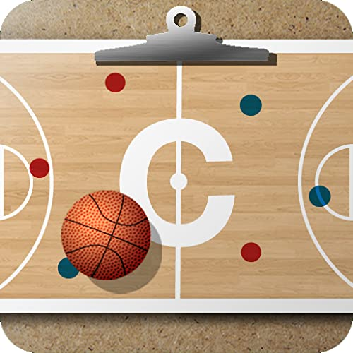 HD Basketball clipboard
