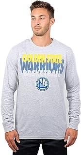UNK NBA Men's T-Shirt Supreme Long Sleeve Pullover Tee Shirt, Gray