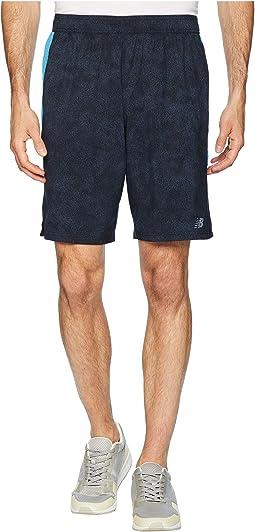 Printed Tenacity Woven Shorts