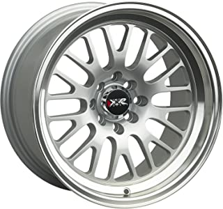XXR 531 Hyper Silver (15x8) +20 (4x100/4x4.5)