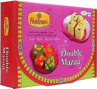 Diwali Sweets - Double Maza Festive Assortment, 450gm - Styledivahub® …