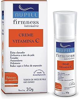 Creme Vitamina C Nupill 30g, Nupill, Branco