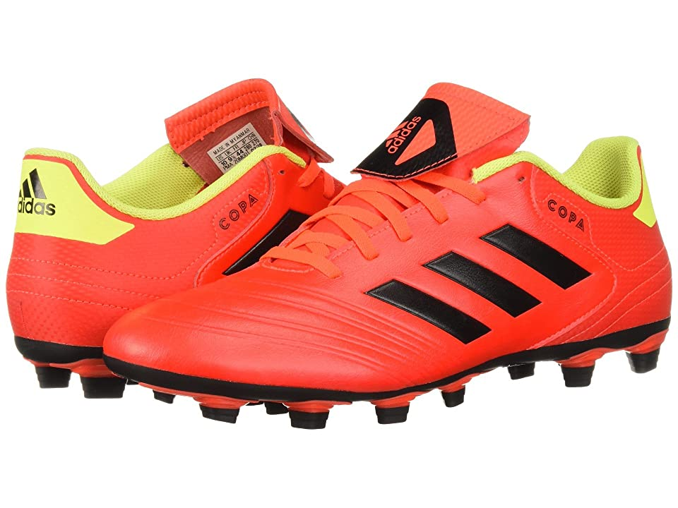 adidas Copa 18.4 FxG (Solar Red/Black/Solar Yellow) Men