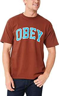 OBEY Clothing Men's Academic 2 SS TEE