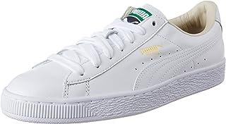Puma 彪马 中性款成人 Basket 经典 LFS 低帮运动鞋