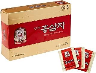 正官庄紅参茶・高麗人参茶 3g×100包