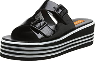 Womens/Ladies Zanter Spree Platform Sandals