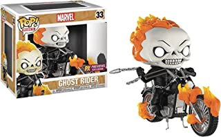Funko Pop! Rides: Marvel Classic Ghost Rider with Bike Vinyl Figure