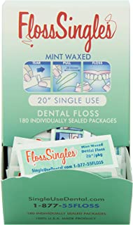 Best free dental floss samples for patients Reviews