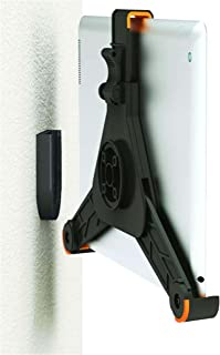 ZAZZ Wall Mount for iPad/ Kindle and Tablets (Black)