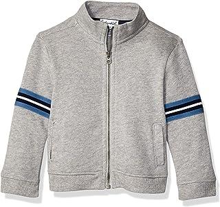 Splendid baby-boys 3 stripe rib jacket Cardigan Sweater