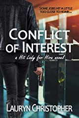 Conflict of Interest (Hit Lady for Hire Book 4) Kindle Edition