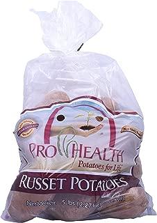 Potato Russet Conventional, 5 Pound