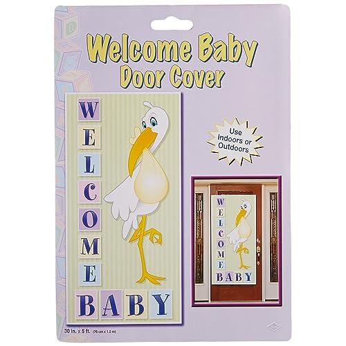 Baby Shower Door Decorations Amazon Com