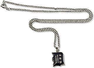 MLB Detroit Tigers Team Logo Necklace
