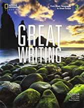 Great Writing 3: Student Book with Online Workbook