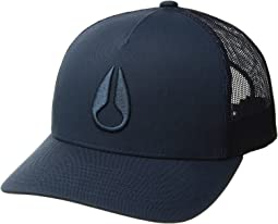 Nixon - Iconed Trucker Hat